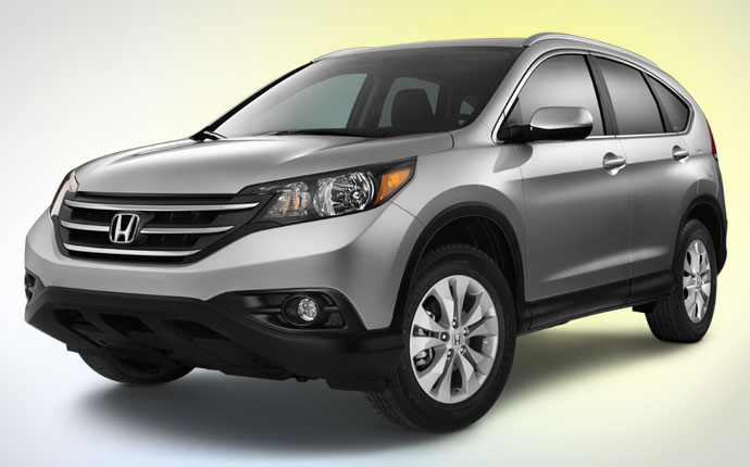 Buy Honda CR-V New Car