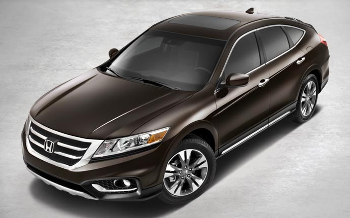 Buy Honda Crosstour New Car