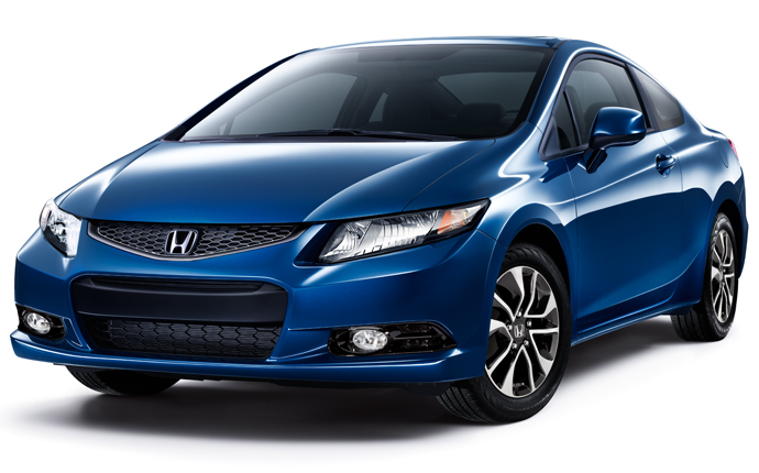 Buy Honda Civic Coupe New Car