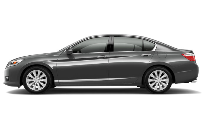 Buy Honda Accord Sedan New Car