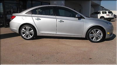 Buy 2011 Chevrolet Cruze Sedan LTZ Car