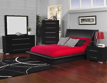 Amore Bedroom Group