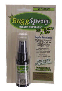 Buy Buggspray Insect Repellent for Biting Flies - No Fragrance 1 oz
