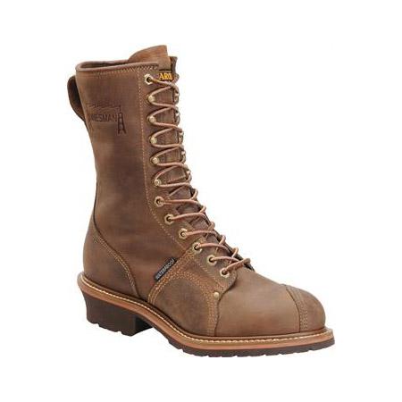 Buy Carolina 10 in Waterproof Composite Linesman Boots