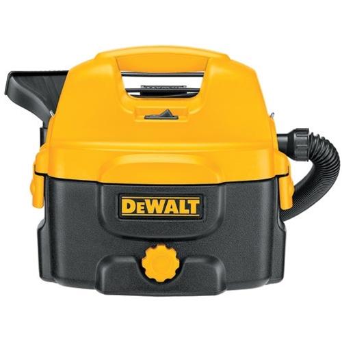 Buy DeWalt DC500 2 Gallon Cordless or Corded Wet/Dry Vacuum