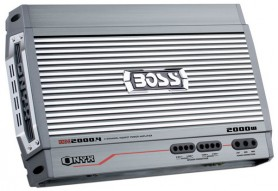 Buy ONYX 2000 Watts 4-Channel MOSFET Power Amplifier