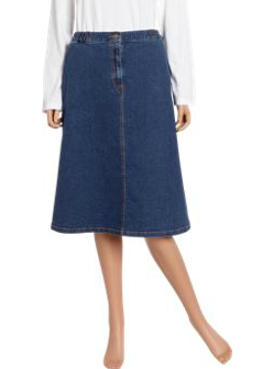 Buy Classic Denim Skirt