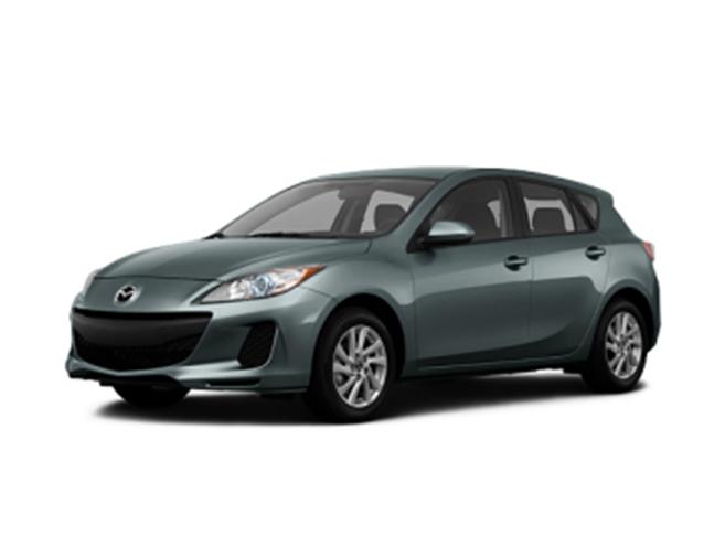 Buy Mazda Mazda3 i Grand Touring Car