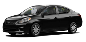 Buy Nissan Versa New Car