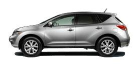 Buy Nissan Murano New Car