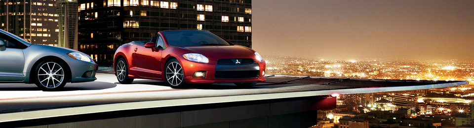 Buy Eclipse Spyder GS Mitsubishi New Car