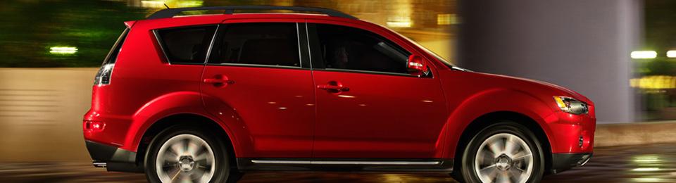 Buy Outlander ES 2WD Mitsubishi New Car