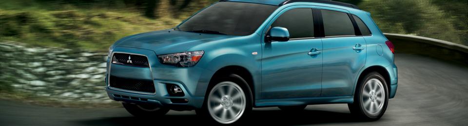 Buy RVR ES 2WD Mitsubishi New Car