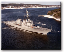 Militær transport skip