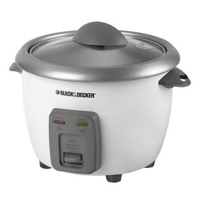 Buy B&D 6c Rice Cooker / Steamer