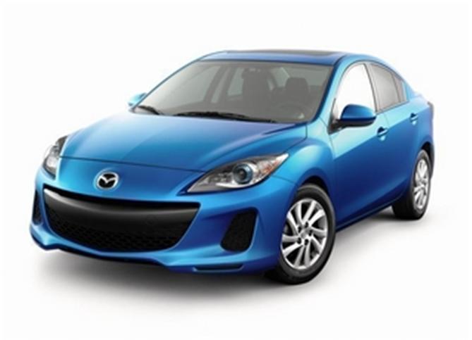 Buy Mazda Mazda3 i Sport Sedan Car