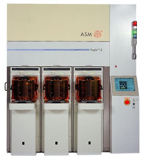 Eagle® PECVD/PEALD Reactor