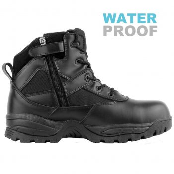 "Buy Maelstrom™ Black 6"" Waterproof Zipper Boot"