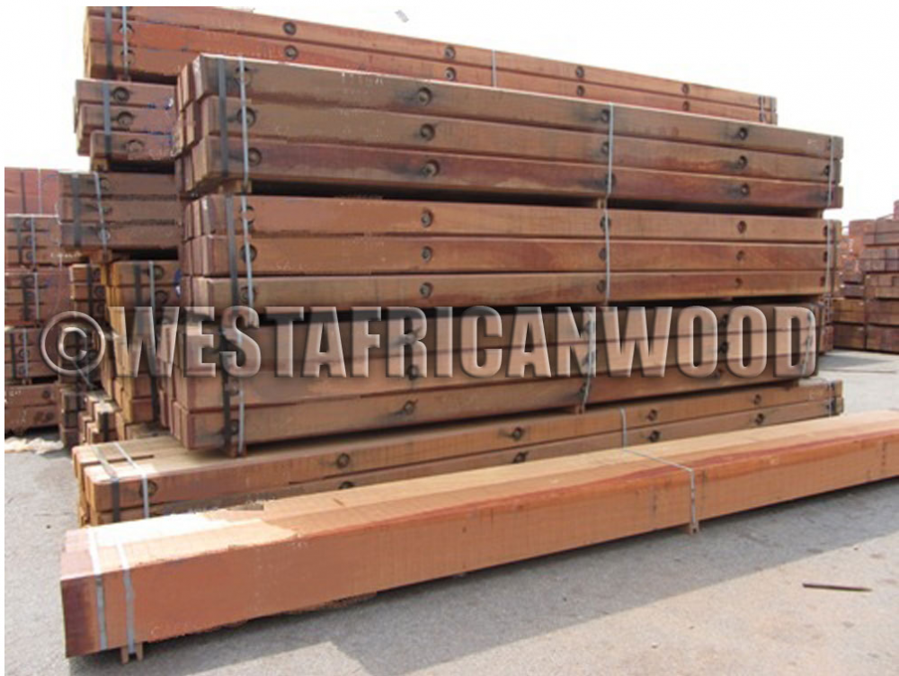 Azobe Lumber Sleeper Buy In Washington