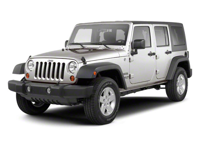 Jeep Wrangler Unlimited Sahara SUV