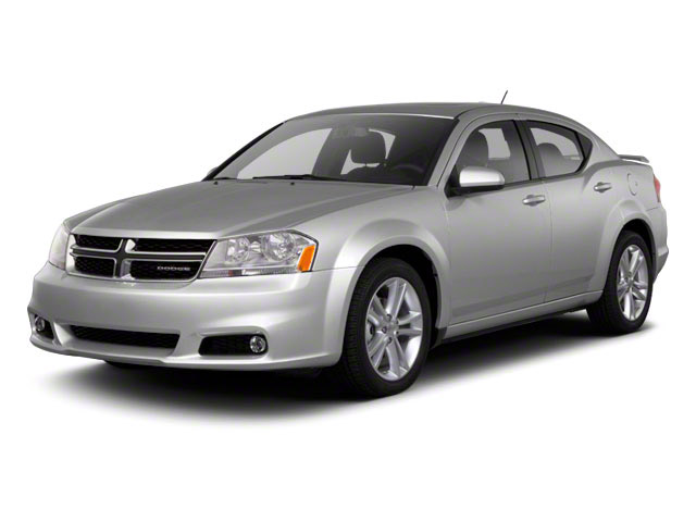 Buy Dodge Avenger SXT Sedan Car