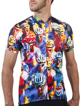 Buy Men's Biker Dudes Bike Racing Jersey