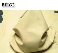 Buy Chamois Mimosa Beige Leather