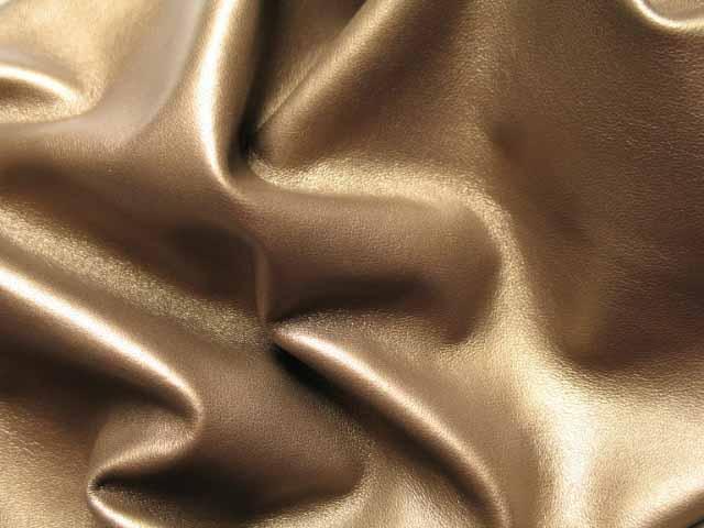 Buy Bronze Leather