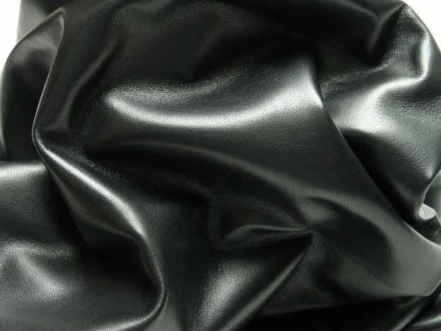 Buy Baby Lamb Black Leather