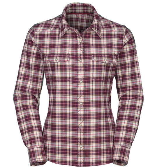 Buy The North Face Long Sleeve High Country Woven Shirt