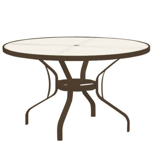 "Buy Tropitone 500048 48"" Round Dining Table"