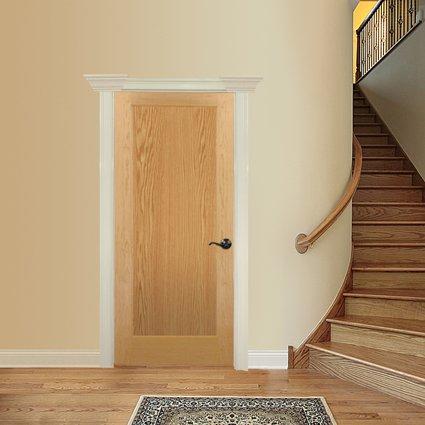 Panel Solid Wood Interior Doors