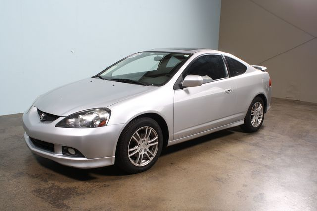 Buy 2005 Acura RSX w/Leather & Sunroof Car