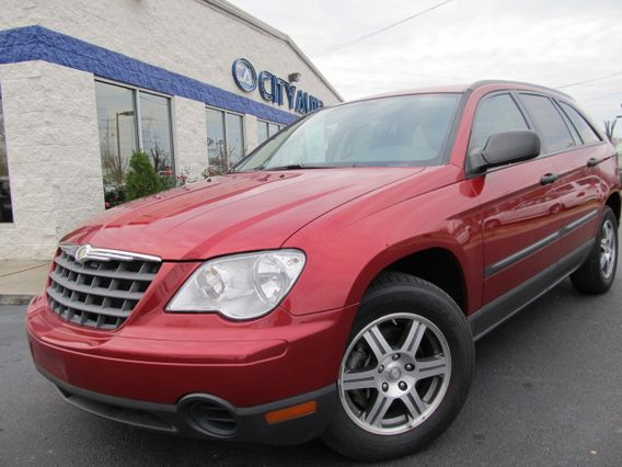Buy 2007 Chrysler Pacifica Car
