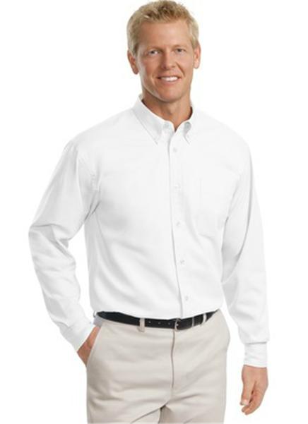 Buy Tall Long Sleeve Easy Care Shirt