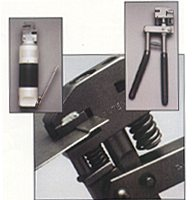 Combination Punch & Flange Tool