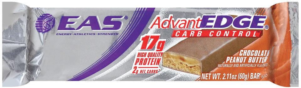 Buy ADVANTEDGE CHOCOLATE PEANUT BUTTER 2.11 OZ WRAPPER