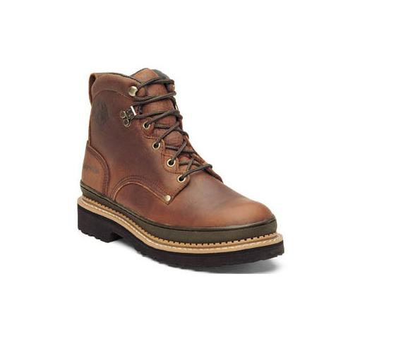 Buy Georgia Boot Georgia Giant G6374 Brown Boots
