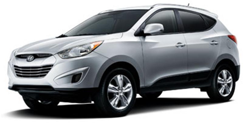 Buy Hyundai Tucson SUV