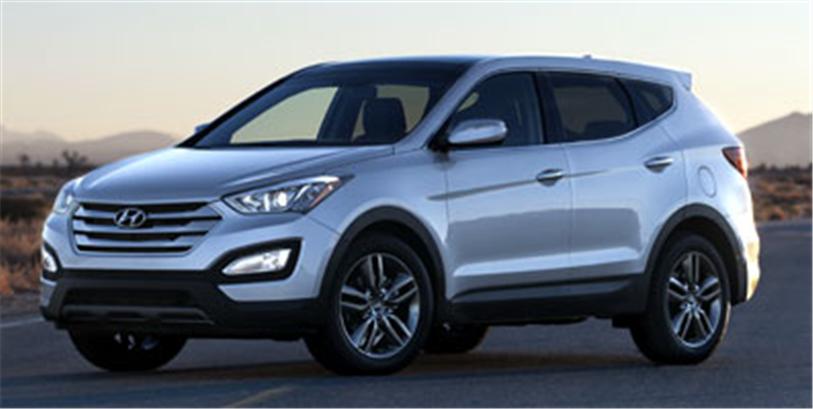 Buy Hyundai Santa Fe Sport FE SUV