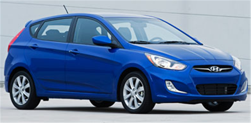 Buy Hyundai Accent Car