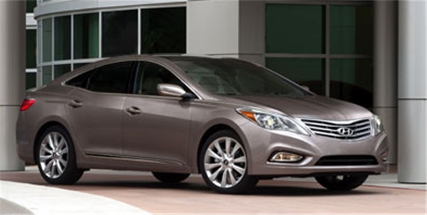 Buy Hyundai Azera Car
