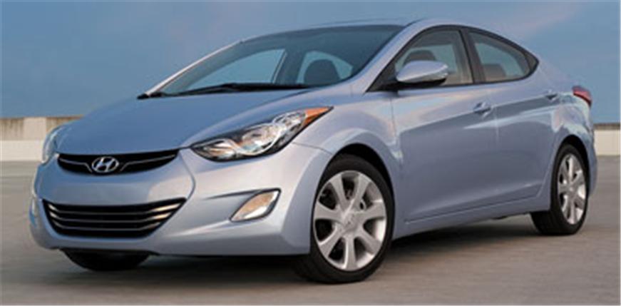Buy Hyundai Elantra 4DR/LTD Car