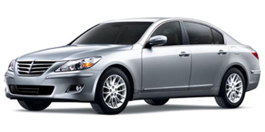 Buy Hyundai Genesis Car