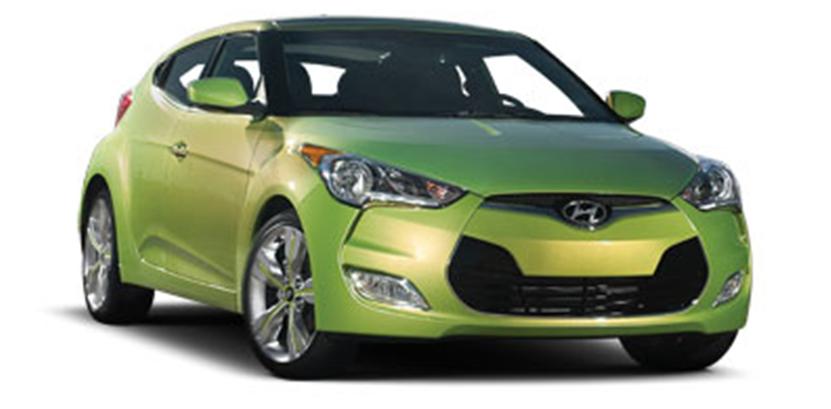 Buy Hyundai Veloster 3DR Car