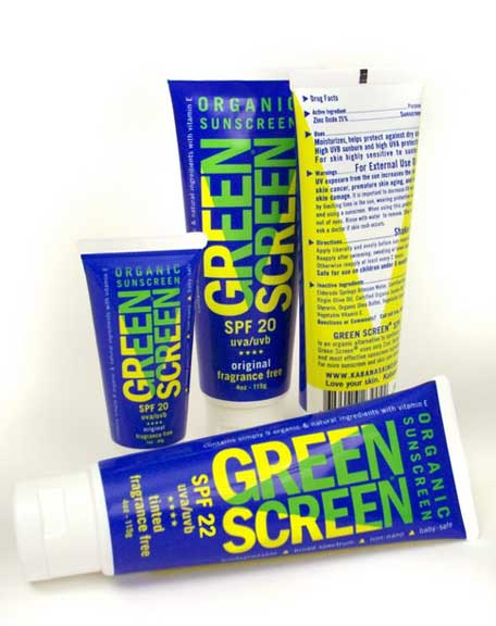 Buy Green Screen® Organic Sunscreen SPF 20 Original