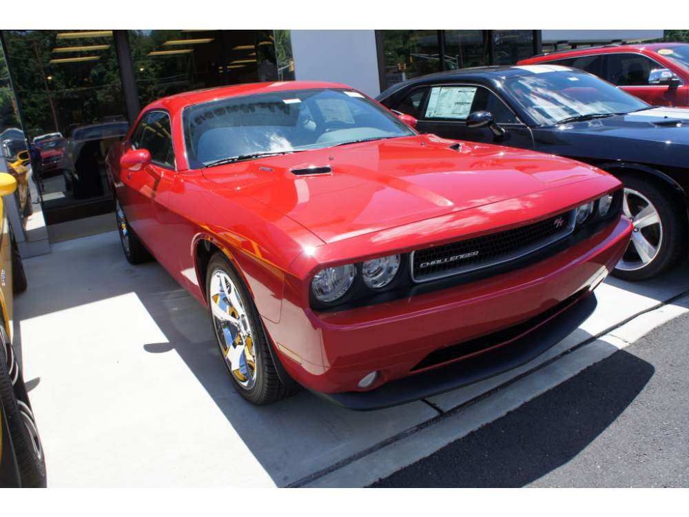 Buy Dodge Challenger R/T Coupe Car