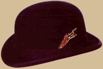 Buy American Style Homburg hats