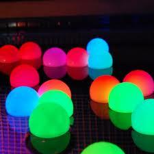 Buy Mood Light Garden Deco Balls (Light Up Orbs)
