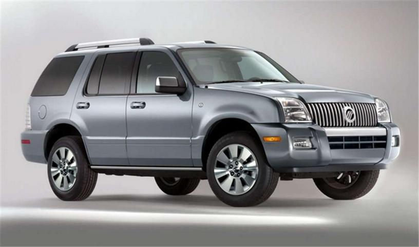 Buy Mercury Mountaineer Premier SUV